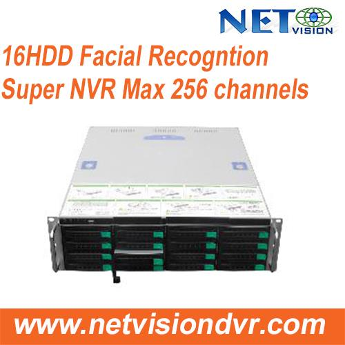Facial Recognition Server NVSS8716-Pro Super Multi-Channel NVR