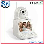 Sricam SP004 H.264 Wireless Network P2P Wifi Network IP Phone Camera