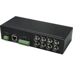 4-Channel Active Video Balun Receiver  VAB400R