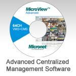 Micronet SP5702, MicroView Advanced Centralized Management Software