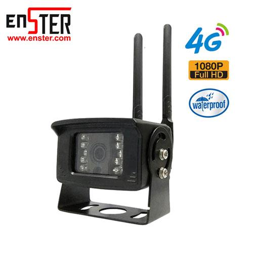 ENSTER Full 1080p HD Resolution 4G SIM Card Camera Car Camera With Sim Card Slot