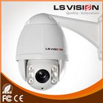 LS VISION 1080P 2Mp HD-SDI IR Mini Speed Dome PTZ Camera
