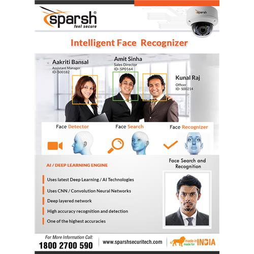 Sparsh Facial Recognition Solution