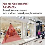 AX-PeCo: People Counting App