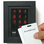 Hirsch ScramblePad Keypad/Reader