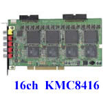 16ch Kodicom DVR cards (KMC8416)