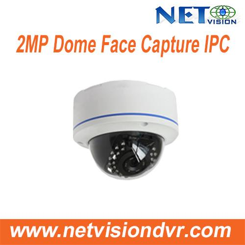 2MP Facial Capture IP Dome Camera-NVJ562FP-JC