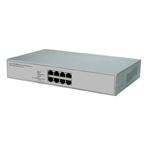 PS804 8-port 10M/100M Desktop PoE Fast Ethernet Switch