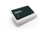 Wireless and wired alarm control panel systems