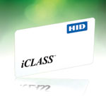 iCLASS Clamshell Card