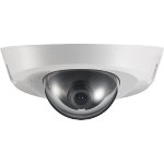 network DynaHawk&#8482 102 Series HD. Real-time. Compact IP Dome Camera
