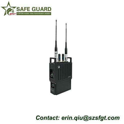 Tactical Military Robust Wireless Mobile IP MESH Radio