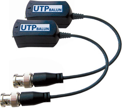 Passive Video Filter Balun with Pigtail  VPB100LP
