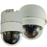DynaHawk™ 510/610 Series Mini Speed Dome Camera