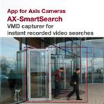 AX-SmartSearch: Motion data capture over recordings App