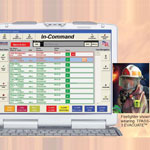 IN-COMMAND Automated Personnel Accountability and Emergency Signaling System