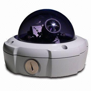EL-C216-VDXB (3D Vandal Proof DNR Dome Camera)
