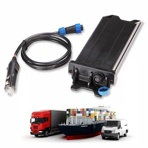 Self-powered Long Battery Trailer GPS tracker