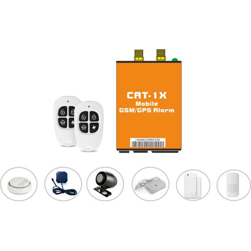 Mobile GSM/GPS Alarm System