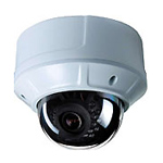 Sunell SN-FXP0586DIR WDR IR Dome Camera