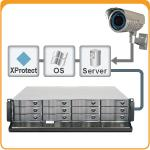 IP Surveillance Storage for Nova Entry 29S 1G iSCSI RAID System