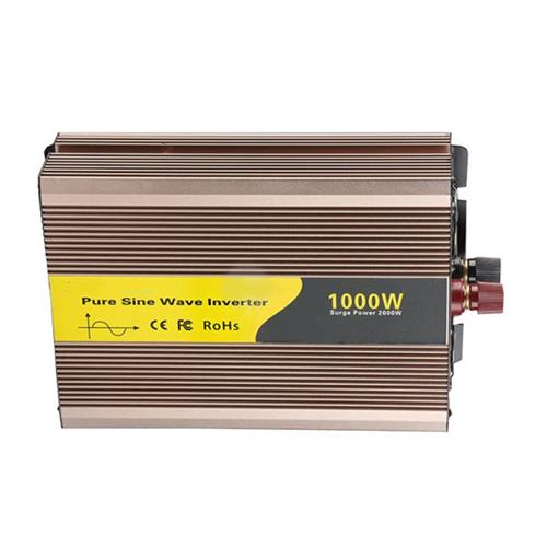 1000W Pure Sine Wave Inverter 12V to 110V/220V/240V