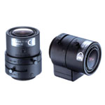 1/3 3.0-8mm F/1.0 Aspherical Vari-Focal Lens