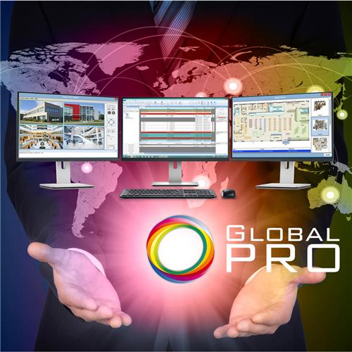 GLOBALPRO Supervision Software