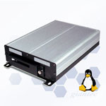 zito1200 FANLESS Mobile Digital Video  Recorder (MDVR) with Linux System