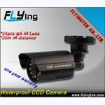 Waterproof CCTV camera with night vison