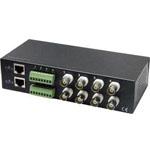 8-Channel Passive Video Balun / Transceiver  VPB800TRJ