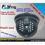 CCTV Infrared Dome Camera with night vision