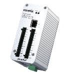 Remote Digital Monitoring Expert Korenix JetIO 6550 Managed Ethernet 14-CH DI and 8-CH DO Module