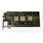 DN8000K10PCIe-1 Virtex4 Based ASIC Prototyping Engine