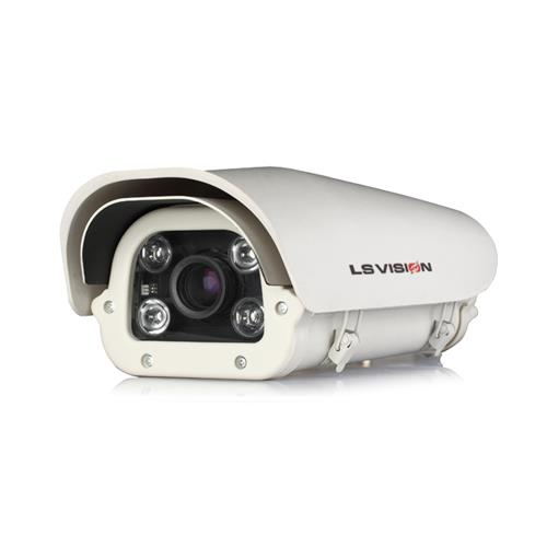 LS VISION 2.0MP Multi-function IP The car license plate recognition camera surveillance system