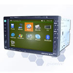 VPC5500 2-Din Entertainment Vehicle PC/ Carpc with 7 inch touch screen