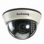 SK-D100IR/M143 Day&Night Standard Dome Camera