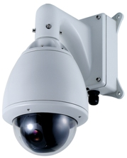 A-MTK AM9911  Outdoor Speed Dome IP Camera