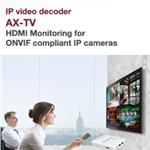 AX-TV: Wireless HDMI video decoder from Visual Tools