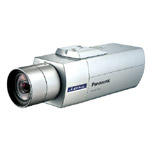 WV-NP1004 Megapixel MPEG-4/JPEG Color Network Camera