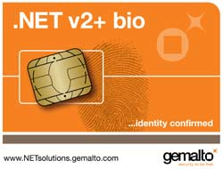 Gemalto .NET Smart Card