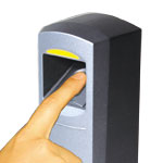 BioEntry Office Fingerprint Door Lock