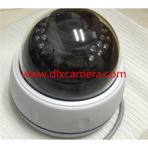 4inch Metal housing Vandal proof IP IR30 Day and night vision Dome camera