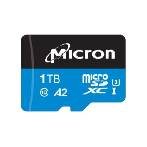 Micron Industrial microSD Cards