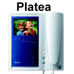 PLATEA Color Video Doorphone
