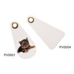 RFID KEY FOB TAG (PVC)