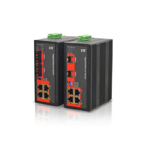 Ethernet Switch- IGS-402S