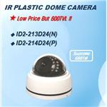 ID2 SERIES 3AXIS IR PLASTIC DOME CAMERA