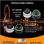ID1 SERIES 3AXIS IR PLASTIC DOME CAMERA