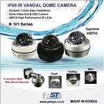 IV1 SERIES IP68 IR VANDAL PROOF DOME CAMERA